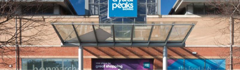 Crystal Peaks, Sheffield